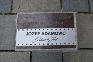 Filmový chodník slávy Bratislava