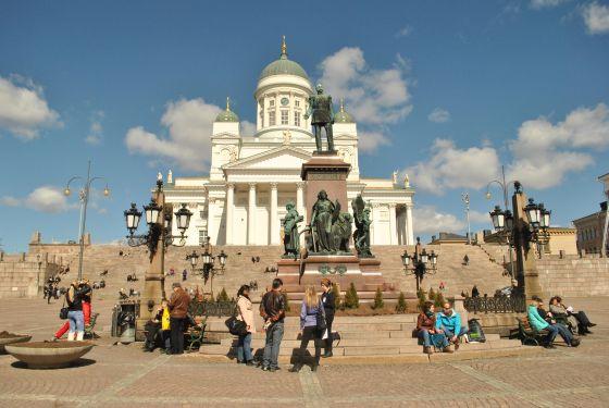 Helsinki Katedrála
