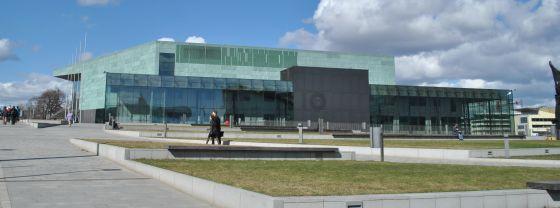 Musiikkitalo hudobné centrum