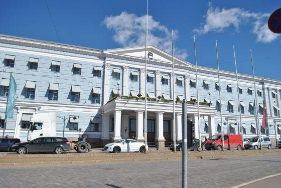 Radnica Helsinki