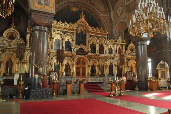 Uspenski katedrála