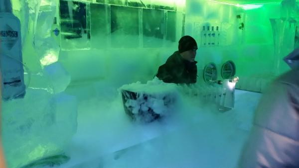 ICE BAR Amundsen Bratislava Dunajská