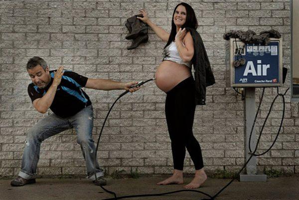 Ako sa rodia bábätká? Zo vzduchu!