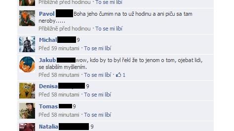 Podvodník na Facebooku