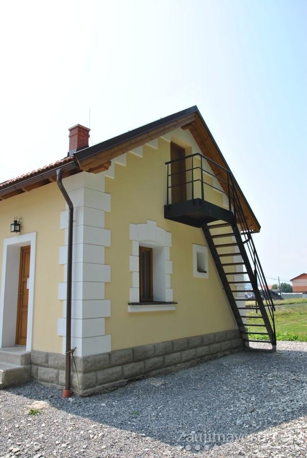 Jozef Kroner rodný dom Staškov