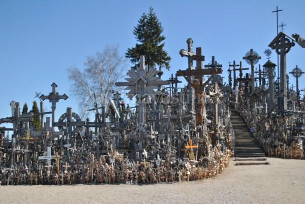 Hora krížov, Litva