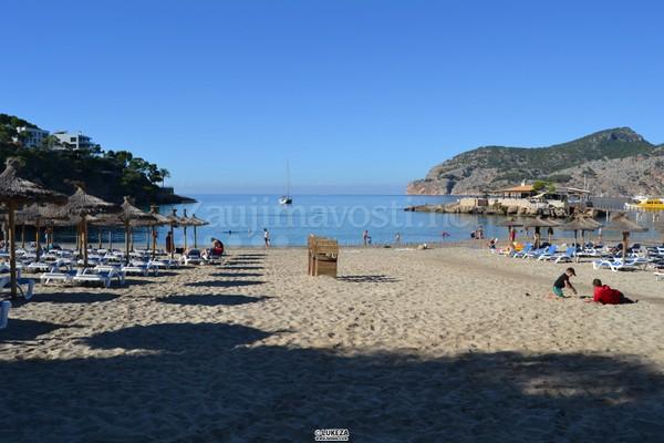Pláž pri hoteli H10 Blue Mar