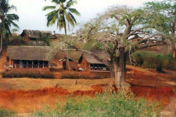 Mayotte ostrov
