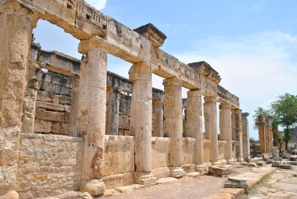 Turecko a Hierapolis