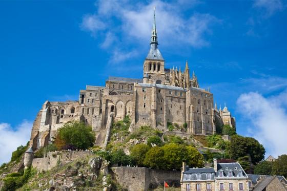 Mont Sant Michel - Hora svätého Michala