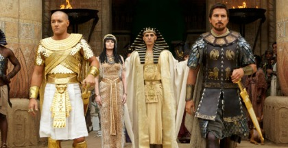 Exodus: Bohovia a králi, film