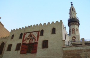 Ramadán Islam náboženstvo Luxor