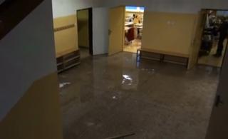 škola Turzovka, potopa