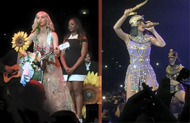 Katy Perry Praha
