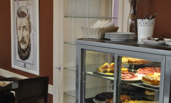 Najštýlovejšia kaviareň v Bratislave - Štúr Cafe
