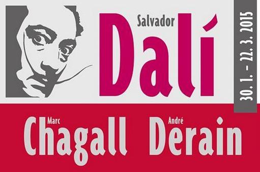 Salvador Dalí v Poprade