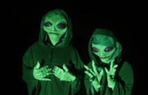 UFO mimozemšťania