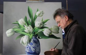 Pieter Wagemans a umenie maľby