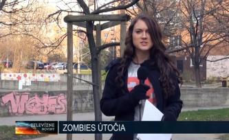 Devínska Nová Ves Zombie invázia