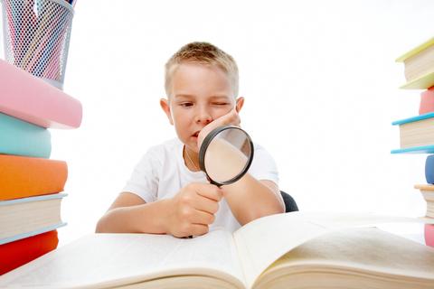 Dieťa a čítanie, vzdelávanie
