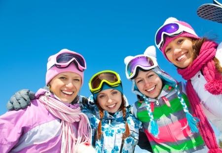Lyžovanie lyžovačka