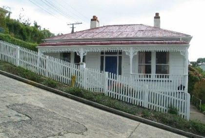 Baldwin Street, Dunedin, Nový Zéland