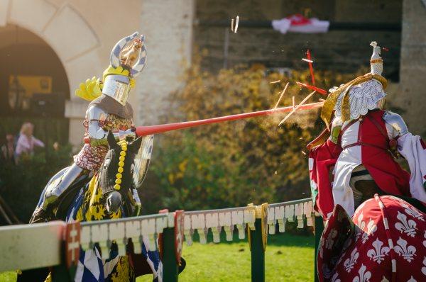 Historický festival Rotenstein Červený Kameň