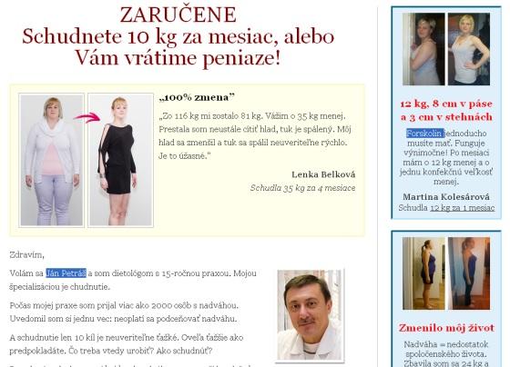 Podvodný web a Jan Petráš