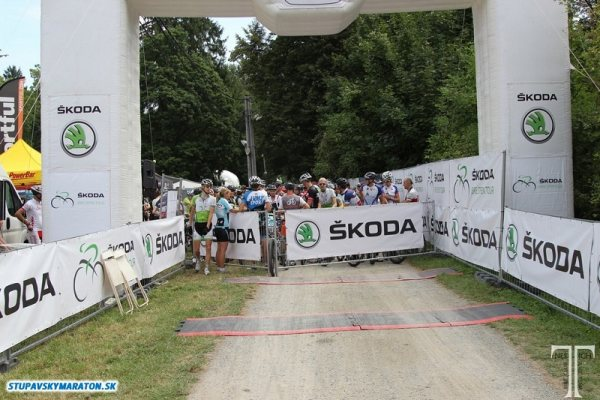 Stupavský maratón STUPAVA TROPHY
