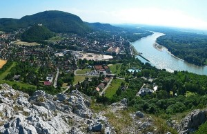 Rakúsko, Hainburg an der Donau