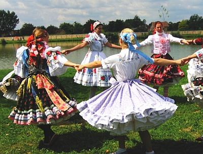Tancuj Tancuj folklórny festival