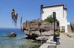 Lesbos Grécko