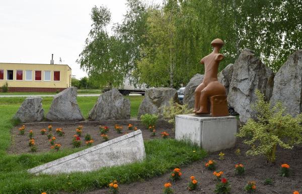 Nitriansky Hrádok a sediaca Venuša
