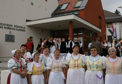 Pilíšsky Slováci v Mlynkoch