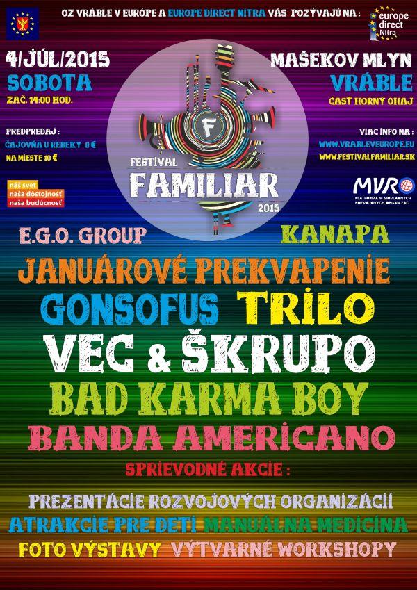 Familiár festival 2015