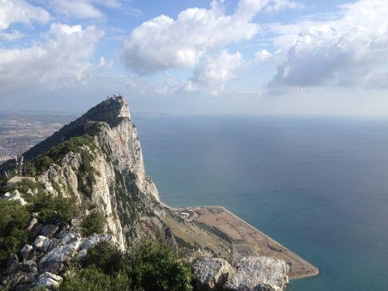 Gibraltar zaujímavosti