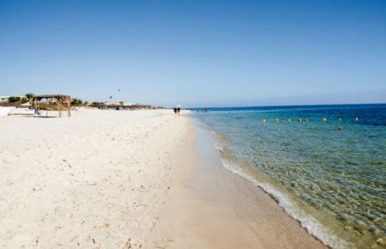 Pláž RIU imperial marhaba