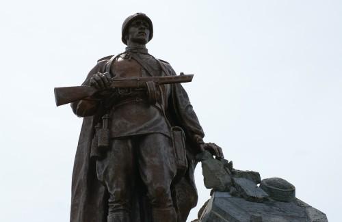 Sovietska armáda vojak história