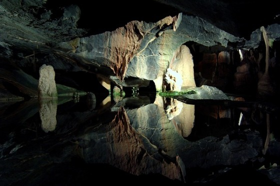 Jaskyňa ilustračná fotografia