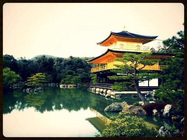 Z Číny sa dá úžasne cestovať napríklad do japonského Kjóta.