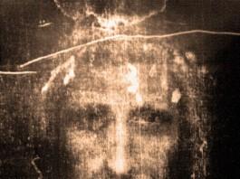 Turinske platno Tvar Jezisa