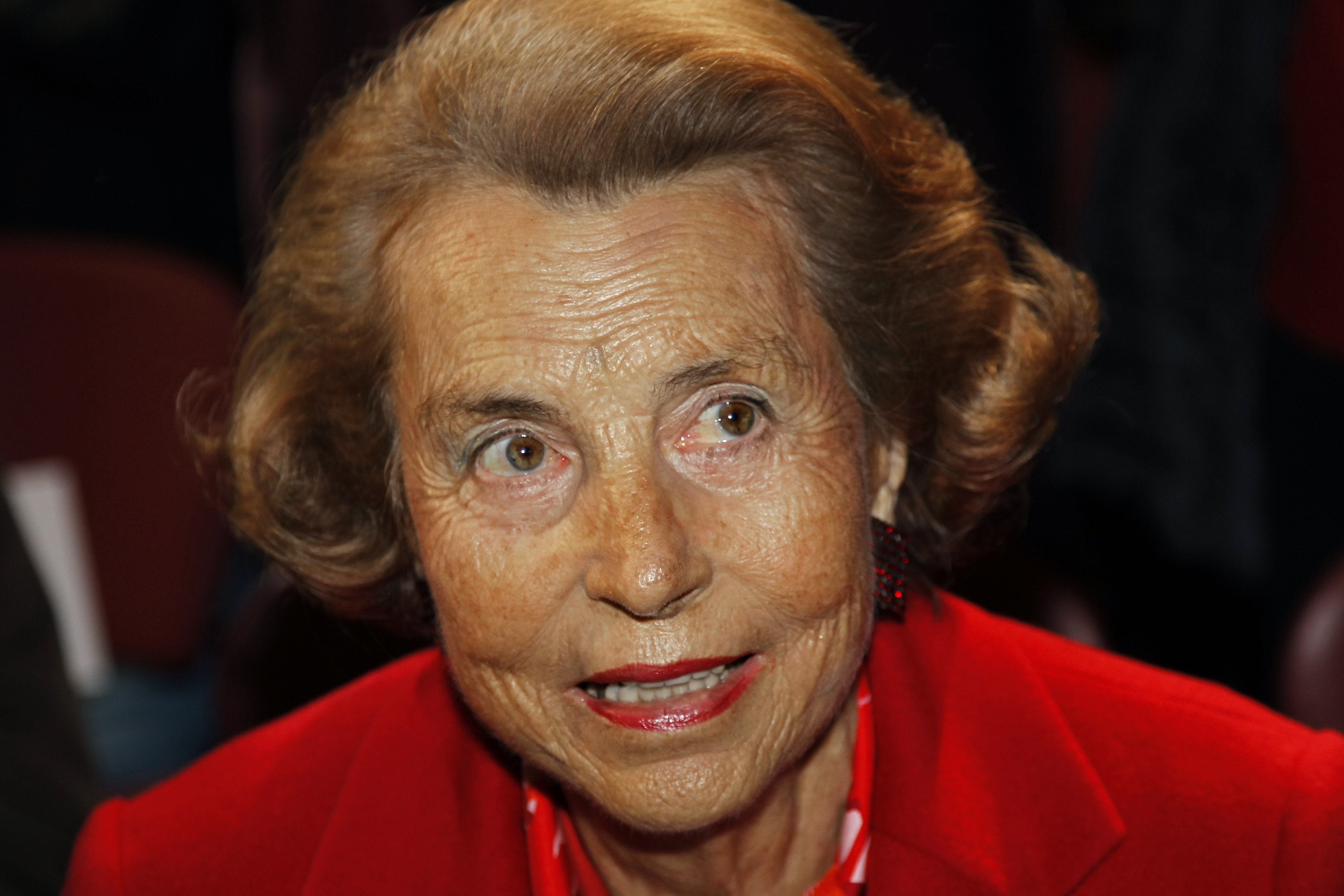 Ženy medzi elitou - Liliane Bettencourt - richestcelebrities.org
