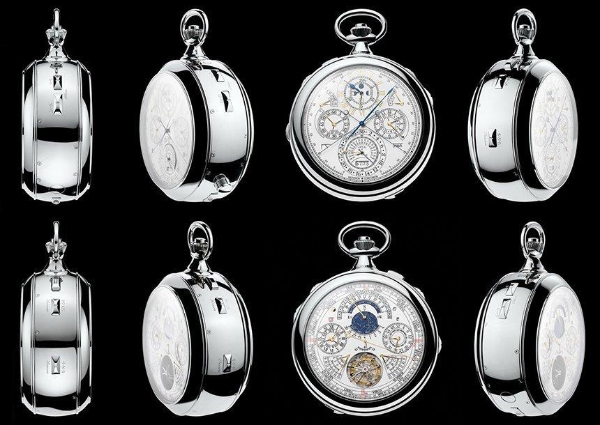 Najzložitejšie hodinky