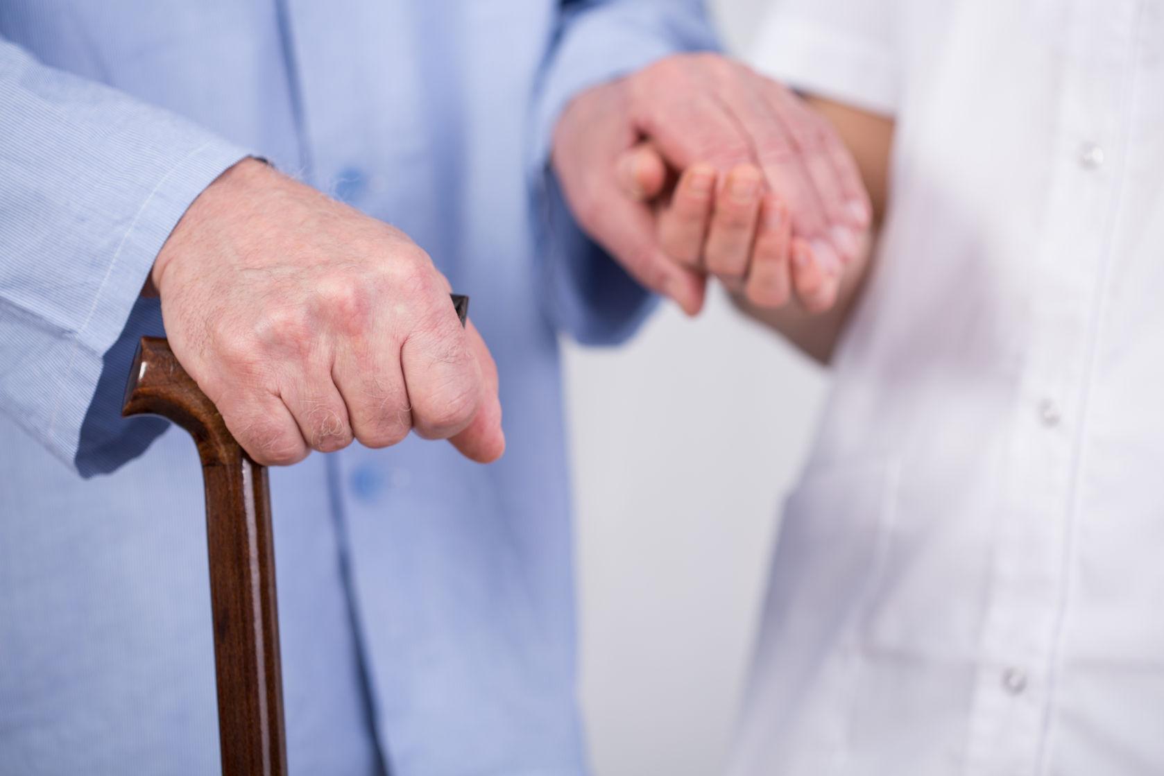 Opatrovanie seniorov