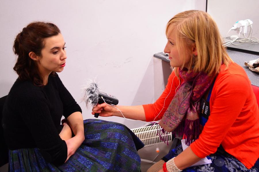 Lenka Papřoková - Rozhovor s Irskou zpěvačkou Lisou Hannigan