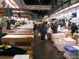 Rybí trh Tsukiji