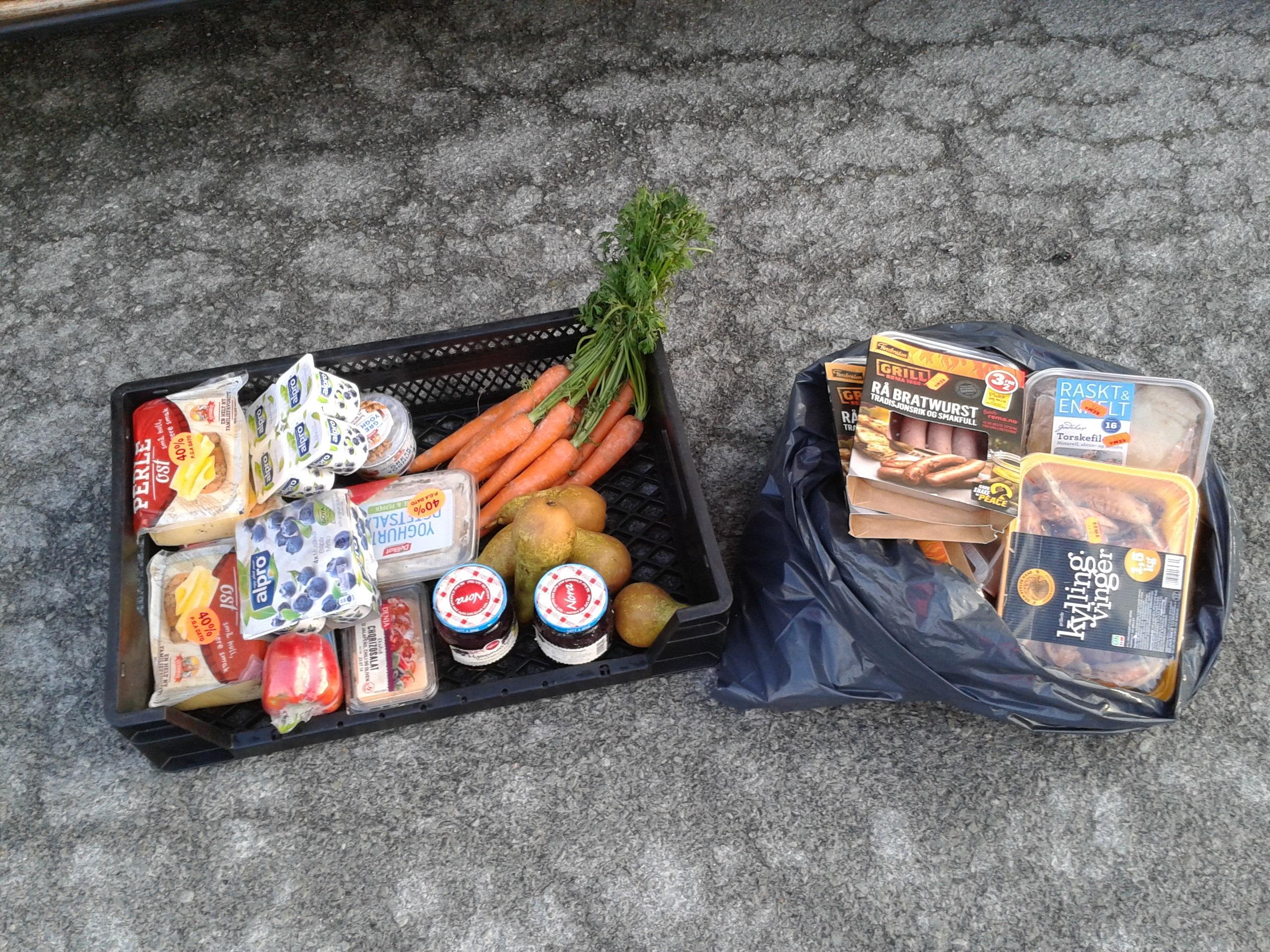 skandinavia - potraviny z restik - clanok