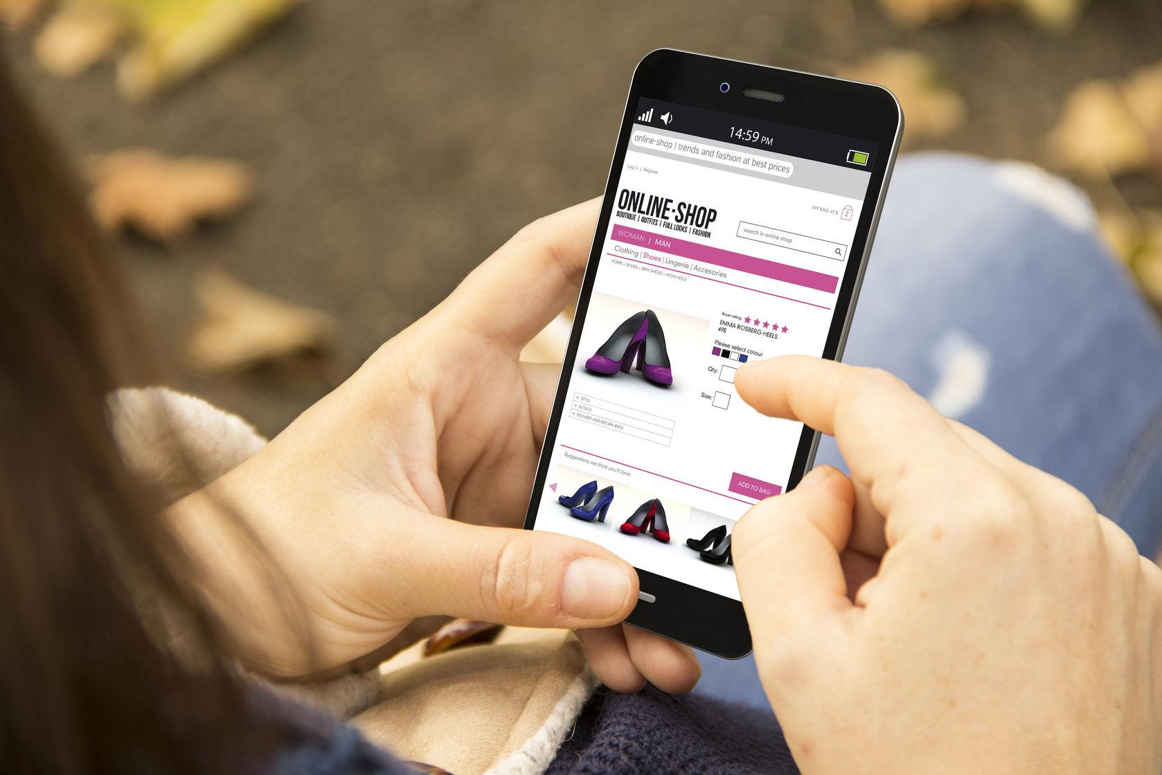 Za online nakupovanie mimo EU 3