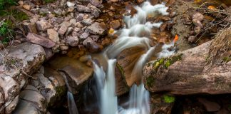 Najkrajšie slovenské vodopády 3 - len ilustračný obrázok