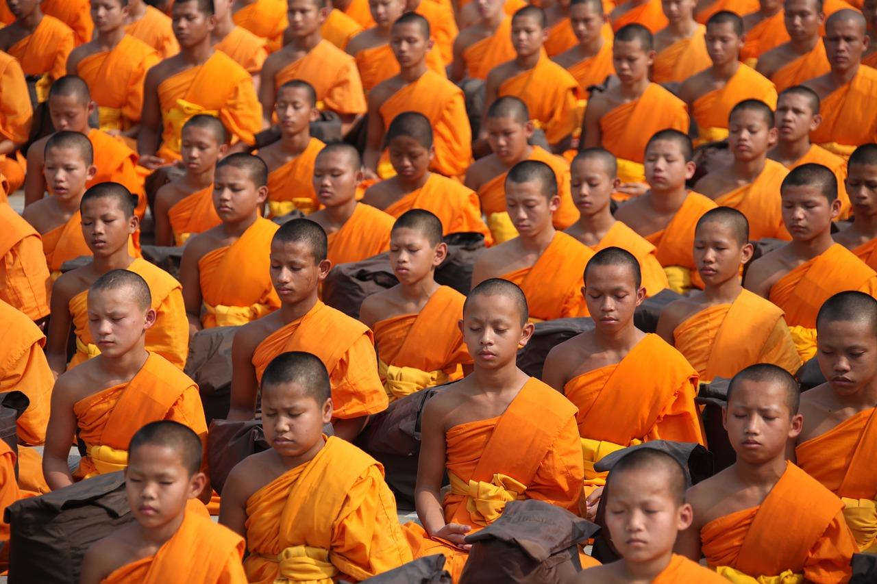 Budhizmus očaril západ 2